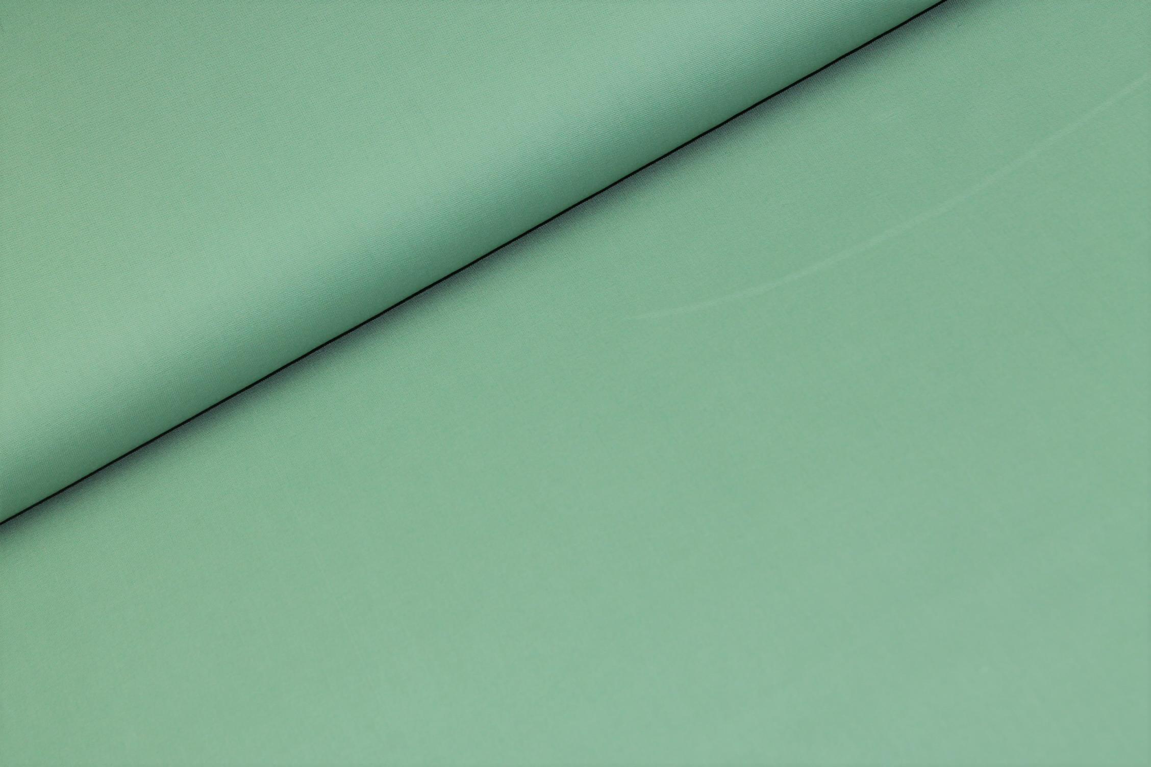 Baumwolle uni light emerald-jade