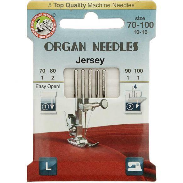 Organ Needles Jersey Nähmaschinennadeln 70-100