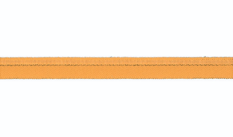 Paspelband elastisch uni corn 10mm