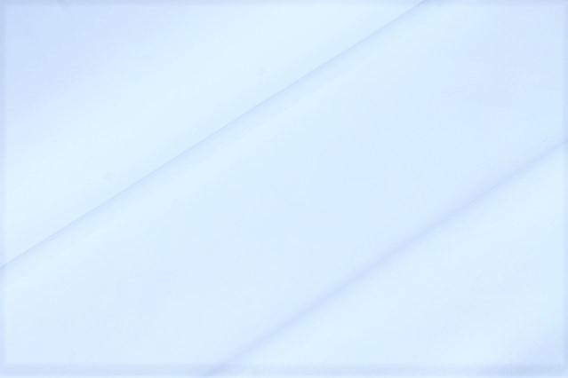 "0,36m Reststück      Alpenfleece ""Noah"" uni weiß"