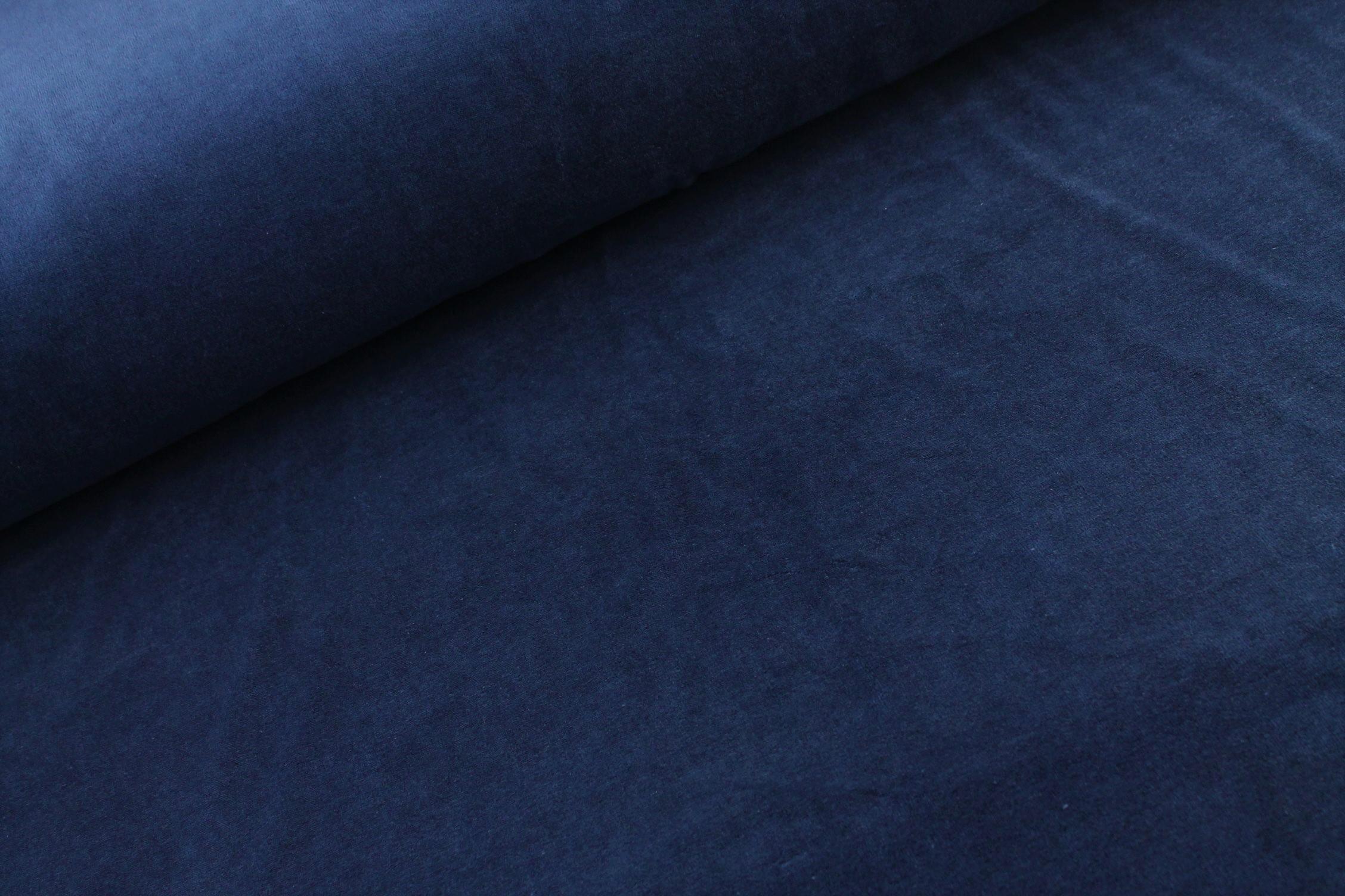 Nicki Verlours uni dunkelblau