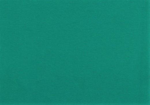 Organic Cotton Bündchenstoff uni petrol (012)