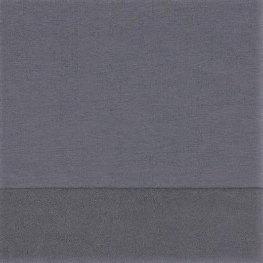 Softsweat angeraut Organic Cotton uni dark grey
