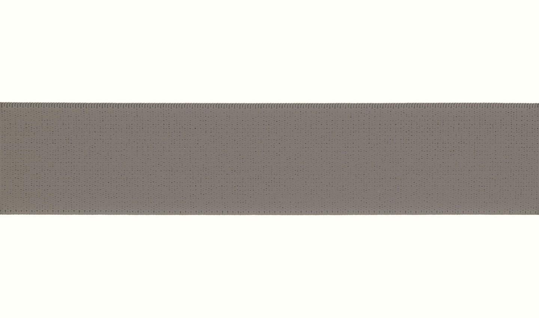 Gummiband 30mm uni grau (562)