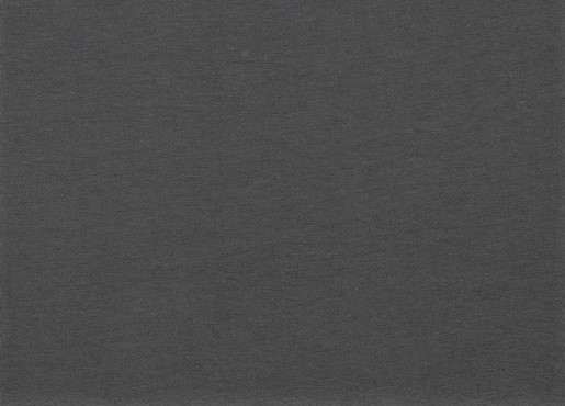Organic Cotton Baumwolljersey uni anthrazit (002)