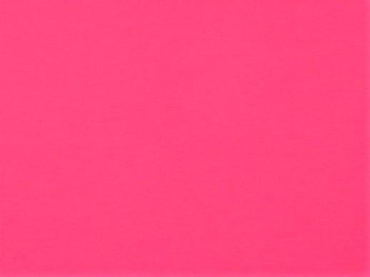 Organic Cotton Baumwolljersey uni pink (033)