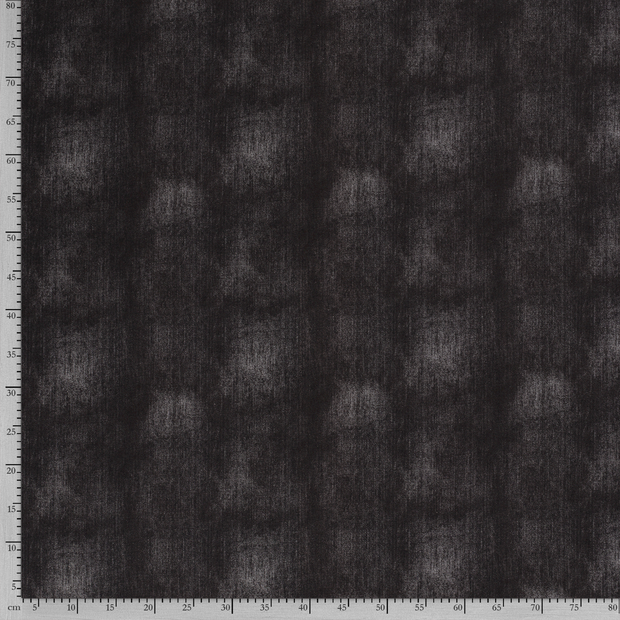 Digitaljersey uni dunkelgrau - Jeansoptik