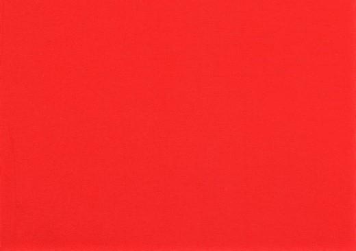 Organic Cotton Bündchenstoff uni rot (026)