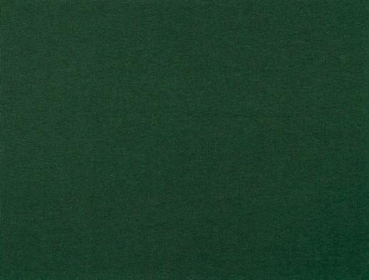 Organic Cotton Baumwolljersey uni flaschengrün (031)