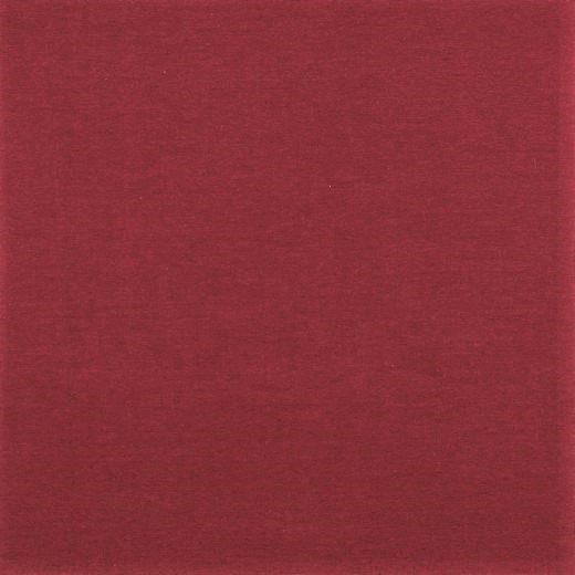 Organic Cotton Bündchenstoff uni bordeaux (041)