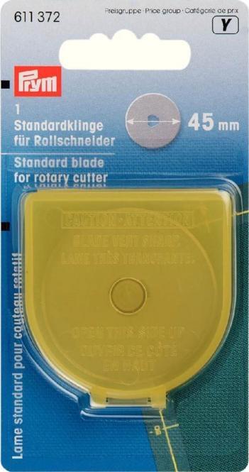 Prym Ersatzklinge für Rollschneider Maxi 45 mm