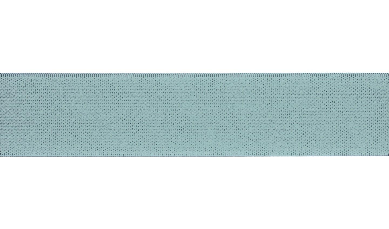 Gummiband 40mm uni dusty mint (521)