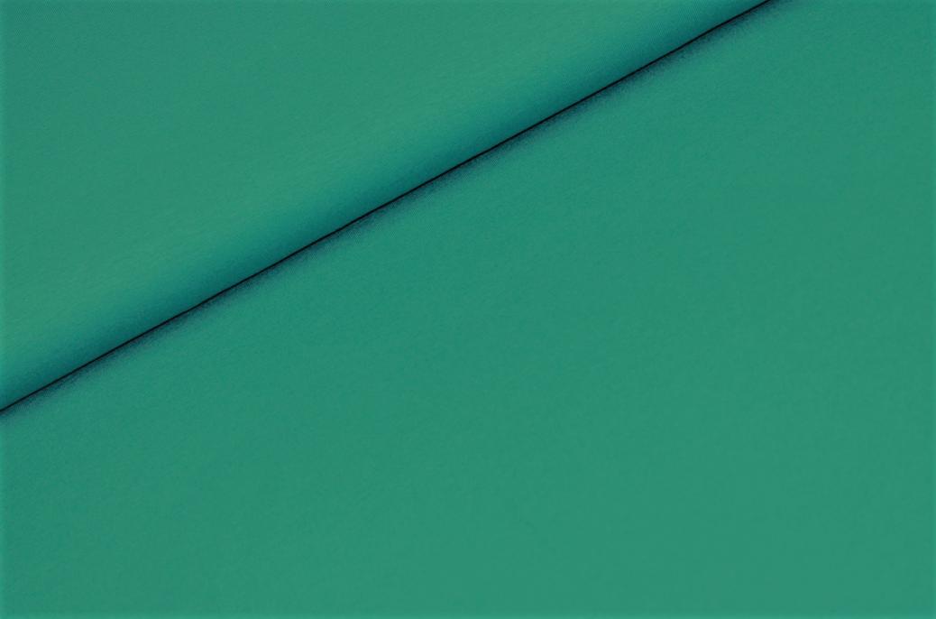 0,49m Reststück    Viskosejersey Vera uni dark sea green