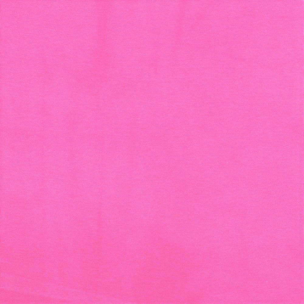 Organic Cotton Bündchenstoff uni pink (033)