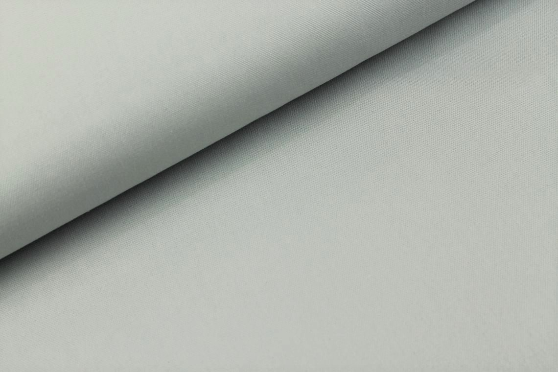 Canvas uni in silber