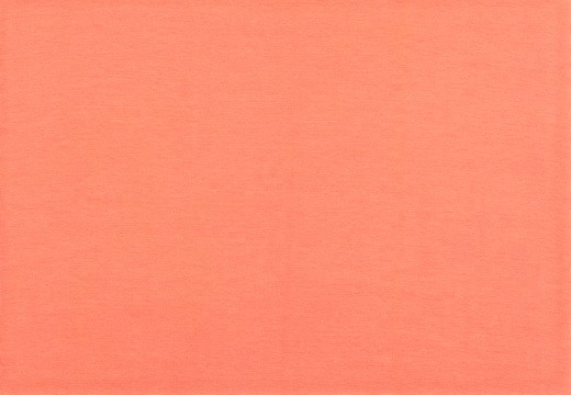 Organic Cotton Bündchenstoff uni aprikot (008)