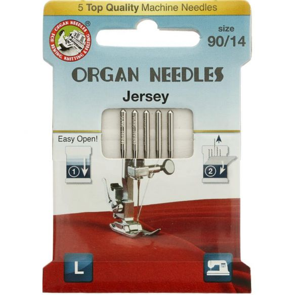Organ Needles Jersey Nähmaschinennadeln 90/14