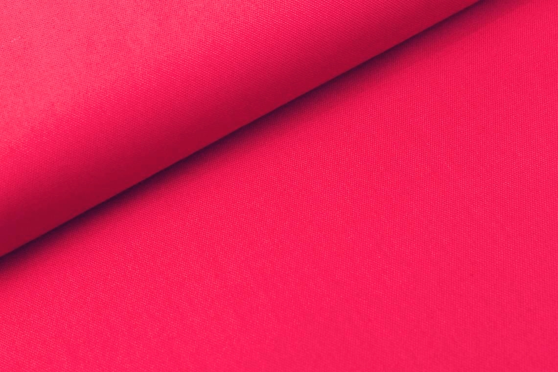 Canvas uni in pink