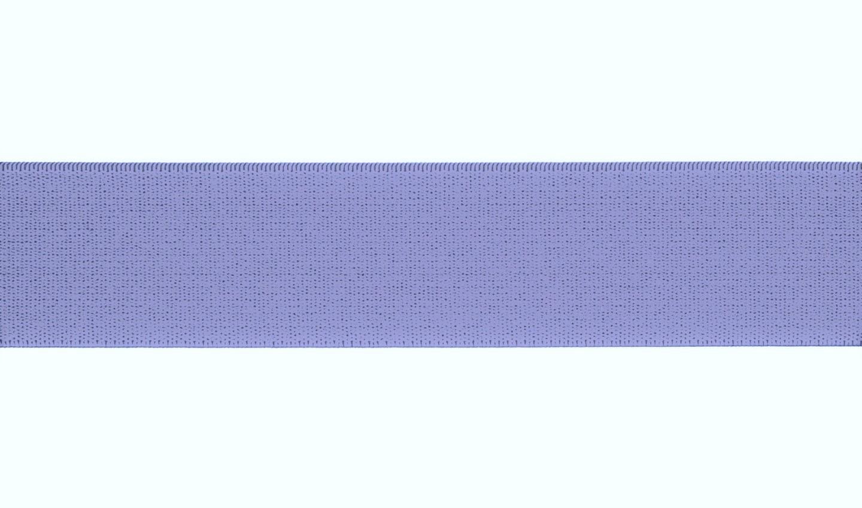Gummiband 40mm uni flieder (542)