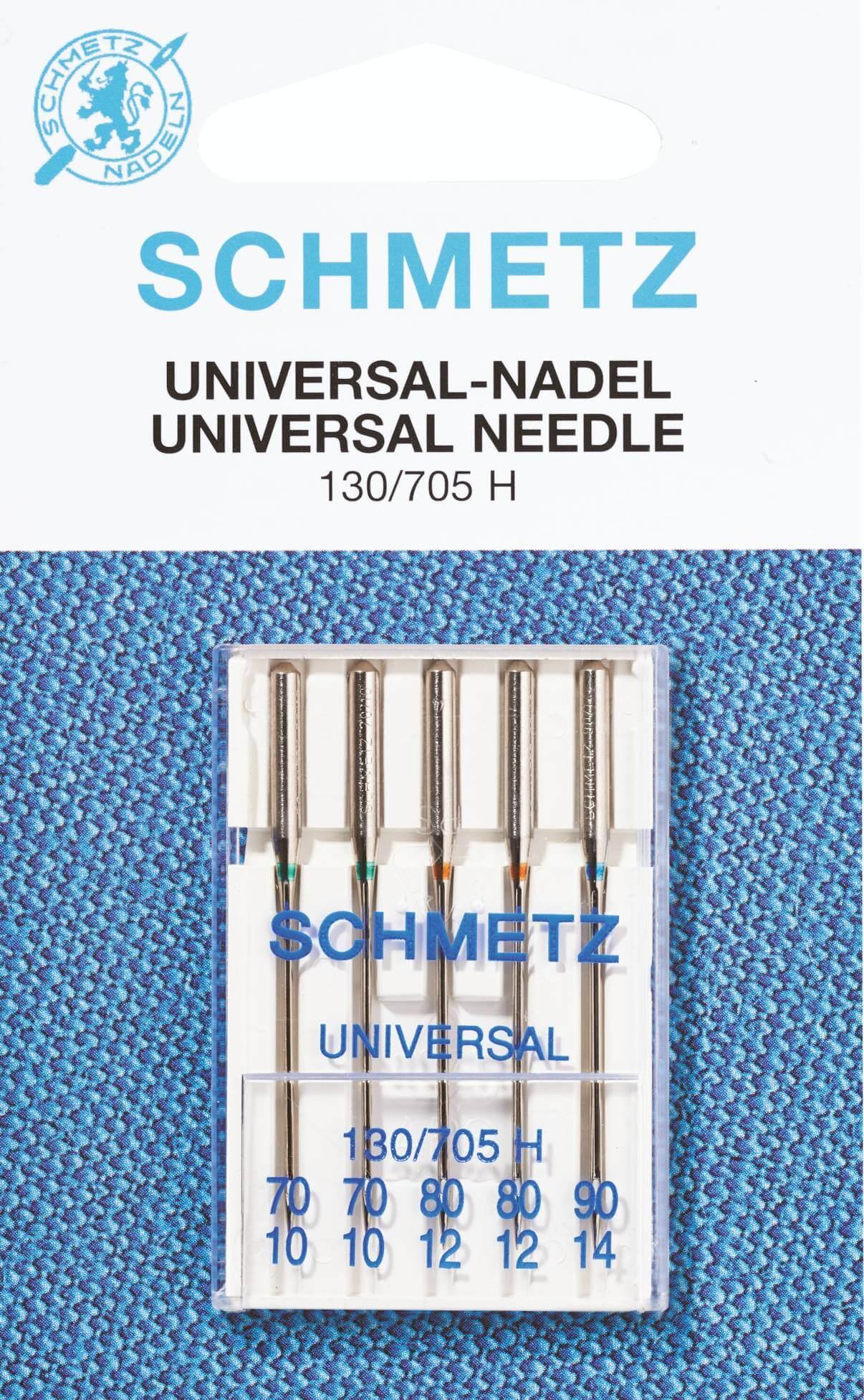 Schmetz Universal Nähmaschinennadeln 70-90