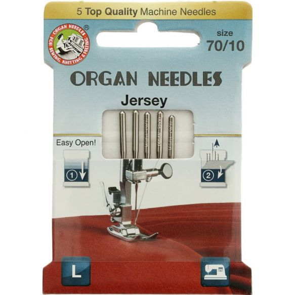 Organ Needles Jersey Nähmaschinennadeln 70/10