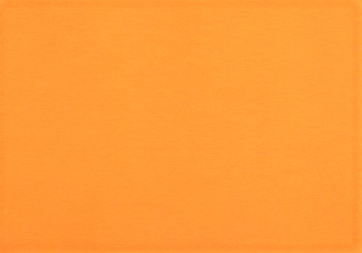 Organic Cotton Bündchenstoff uni orange (024)