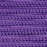 Pomponborte Mikro uni lila 10 mm