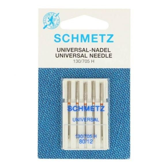 Schmetz Universal Nähmaschinennadeln 80/12