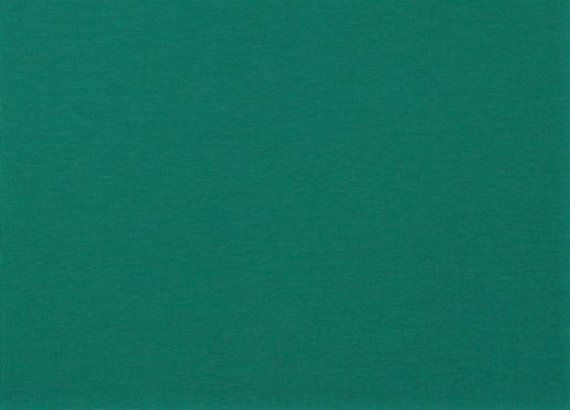 Organic Cotton Baumwolljersey uni petrol (012)